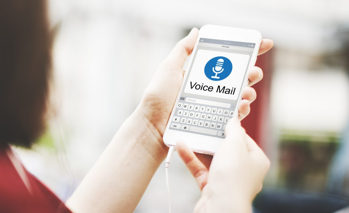 how to leave a professional voicemail